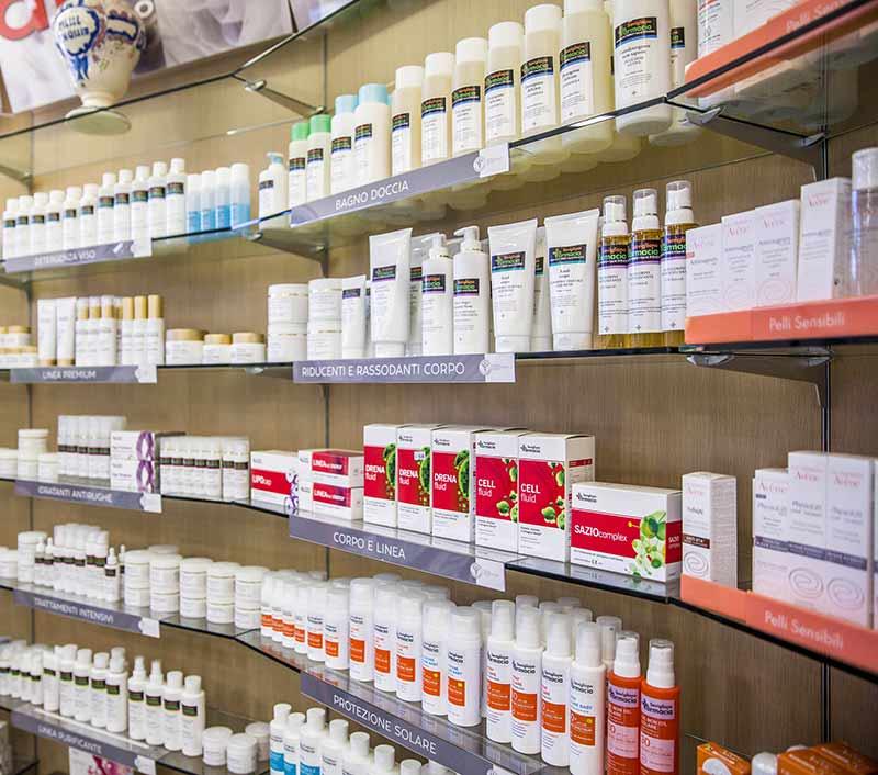 dermocosmesi e make up farmacia Savigliano Avigliana
