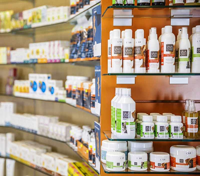 reparto veterinaria farmacia Savigliano Avigliana