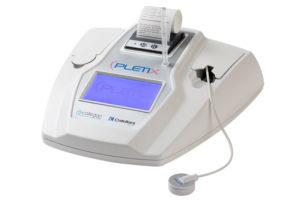 pletix misurazione insufficienza venosa