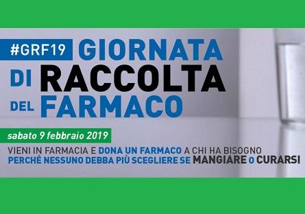 Dona un farmaco #GRF2019