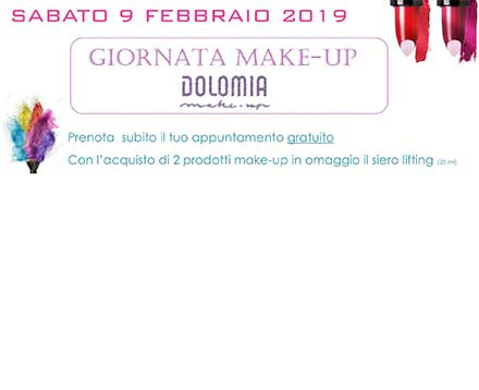 Giornata Make-up